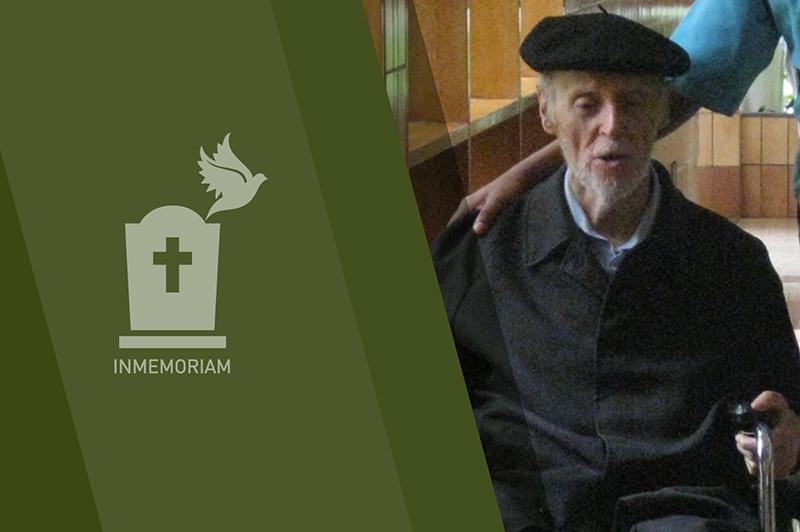 P. Antonio Briones García de Mateos, SJ