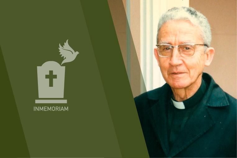 P. Antonio Gonzáles Callizo, SJ