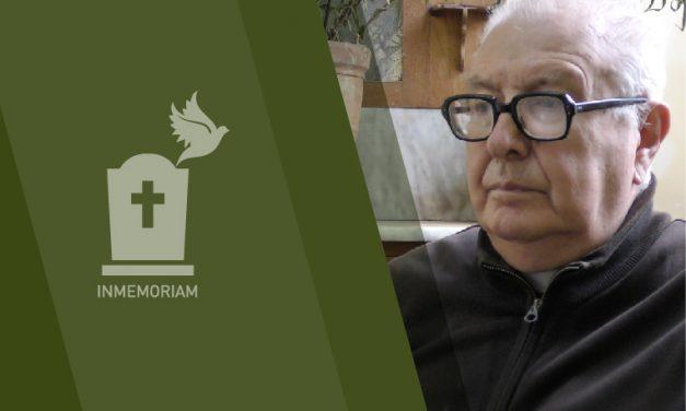 P. Armando Nieto SJ