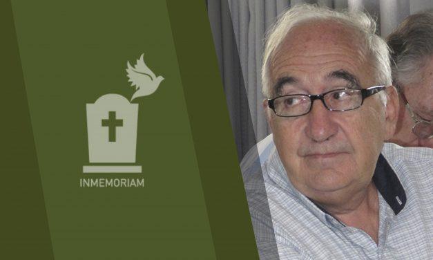 P. Carlos Riudavets Montes, SJ
