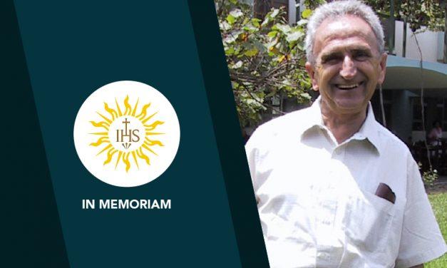 P. Manuel Marzal, SJ
