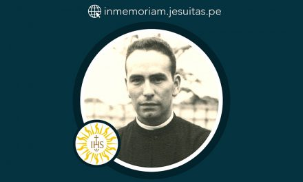 P. César Toledo, SJ