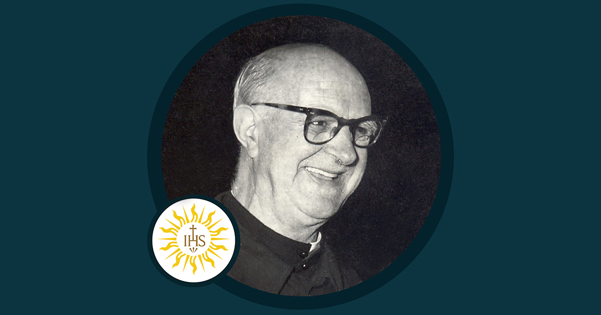Hno. Santos García, SJ