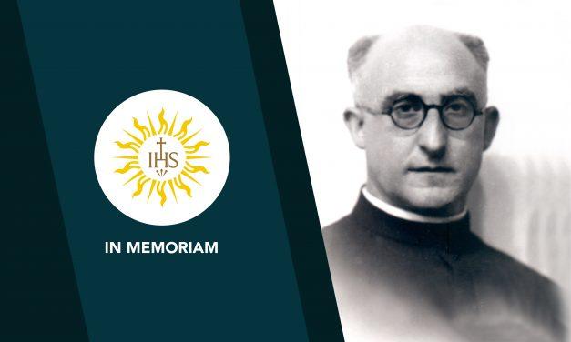 P. José Ridruejo, SJ