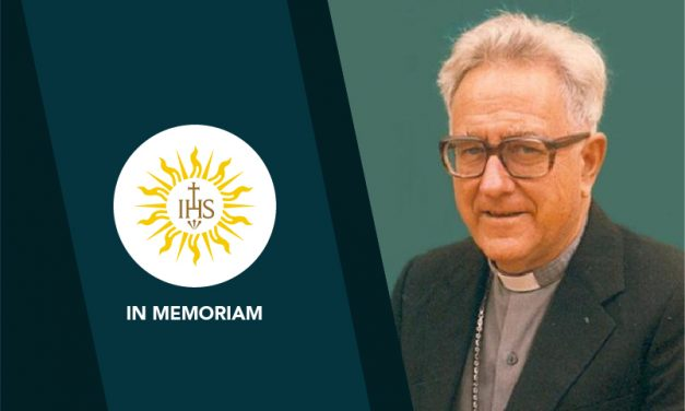 Mons. José María Izuzquiza, SJ