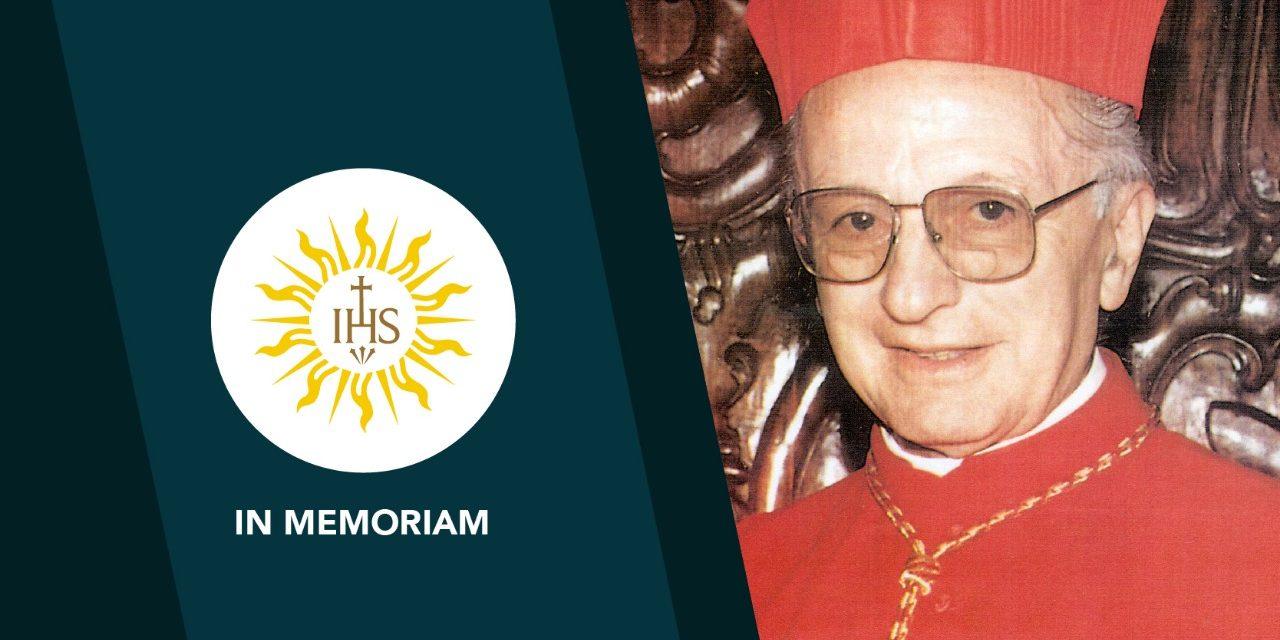 Cardenal Augusto Vargas Alzamora, SJ