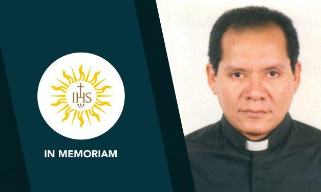 P. Ubaldo Ramos, SJ