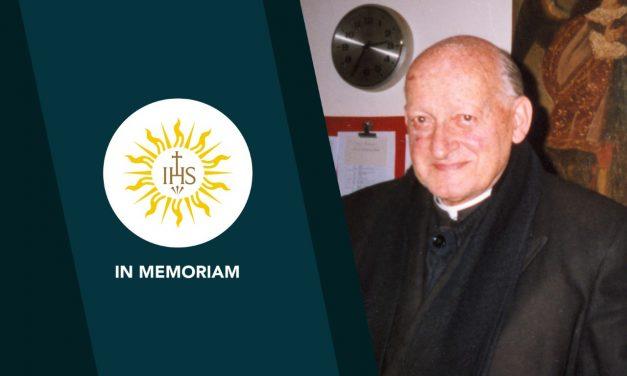 P. Manuel Montero, SJ