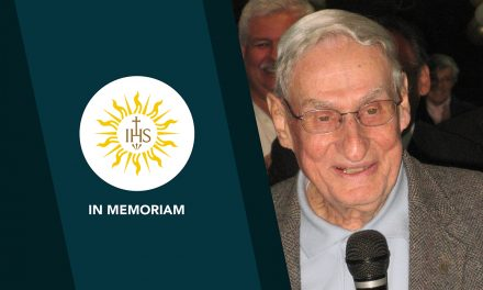 P. Roberto Beckman, SJ