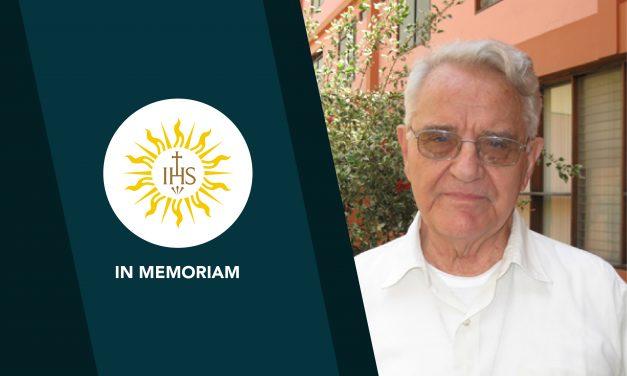 P. José Antonio Eguilior, SJ