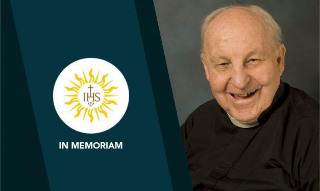 P. Benjamin Morin Ryan, SJ