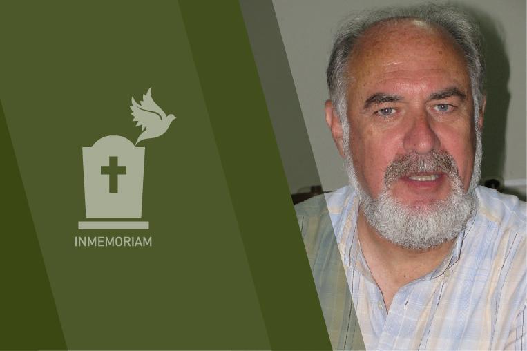 P. Miguel Cuevas Gómez SJ