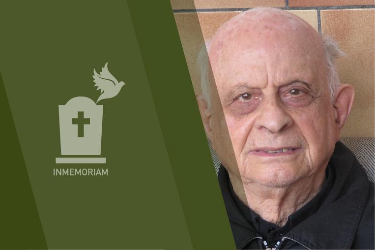 P. José María Carreras Matas SJ