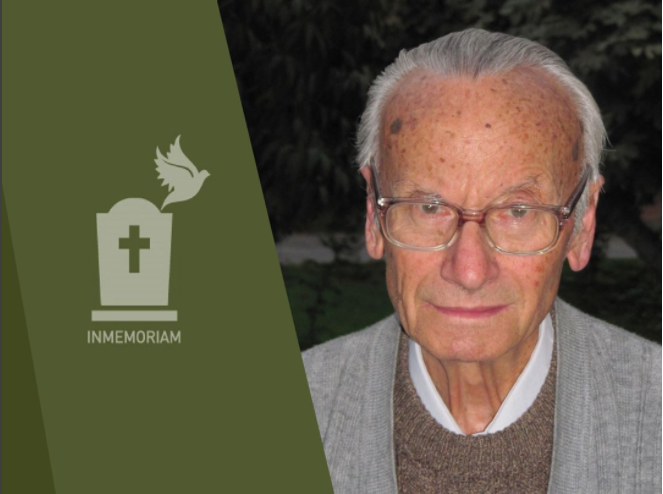 P. Darío Gallego Tabares, SJ