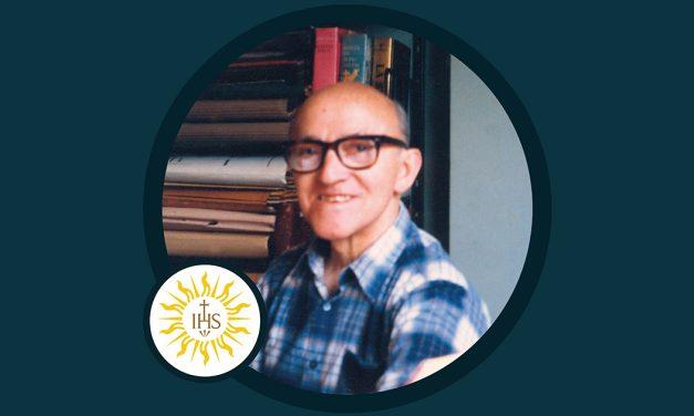 P. Enrique Bartra, SJ