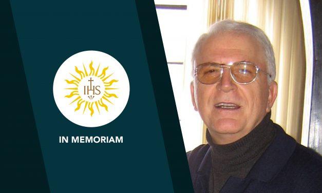 P. Ignacio Garro Esandi, SJ