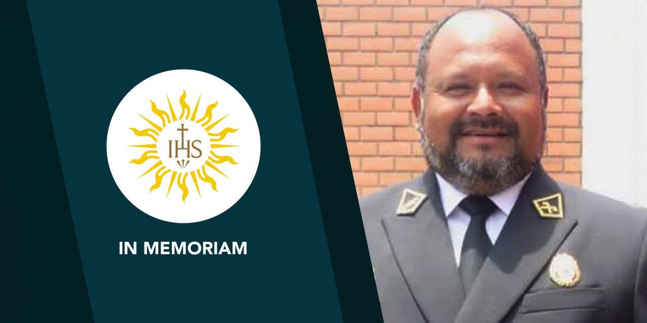 Hno. César Armando Patiño Vargas, SJ