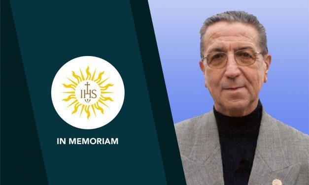 P. Ricardo Morales Basadre, SJ