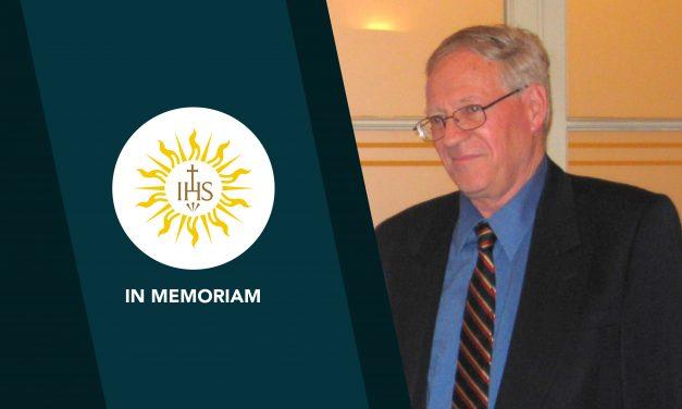 P. Jeffrey Klaiber, SJ