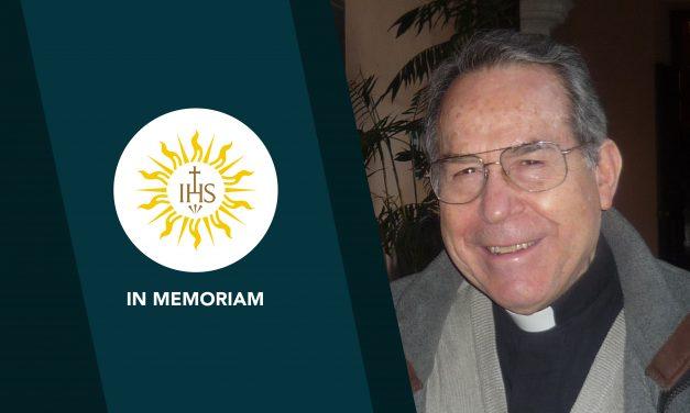 P. José Ramón Martínez Galdeano, SJ
